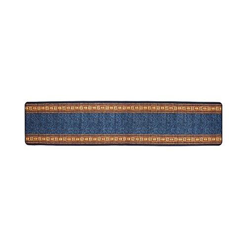 """Teppich \""""Picasso\"""", Kurzflor Teppich speziell für glatte Böden zieht die Blicke auf sich, strapazierfähig und pflegeleicht"""
