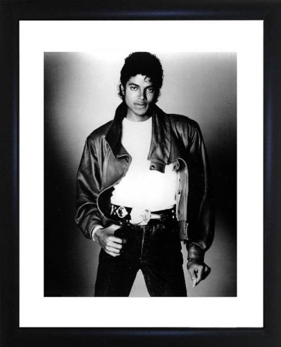 Michael Jackson Framed Photo (Framed Photo Jackson)