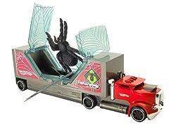 Hot Wheels Rigs Spider Challenge Vehicle