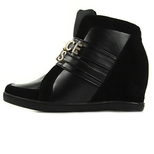Versace Jeans Linea Sneaker Suede/Coated E0VOBSA3, Stivali - 40 EU