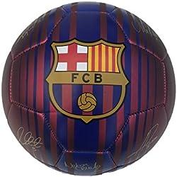 FC Barcelona - Balón f.c. barcelona con escudo y firmas grande talla 5 6a0f49c78bc