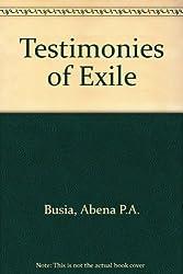 Testimonies of Exile