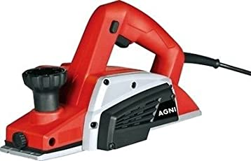 Toolsvilla 650W 23000 RPM Powerful Electric Planer, 88x1mm (Red)