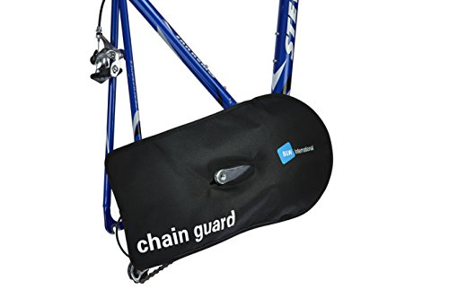B&W bike.cases and bags Chain.Guard Kettenschutz, schwarz, normal