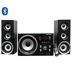 5 Core HT-2114 Bluetooth Multimedia Speakers 2.1 Home Theater System