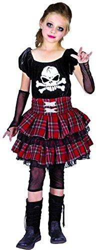 Skylanders Halloween Kostüm (P'tit Clown 88154Kostüm für Kinder Luxe Punk)