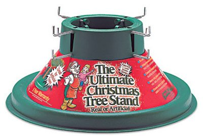 The Ultimate Christmas Tree Stand, 6-in. Trunk Diameter, Holds 8-ft. Tree