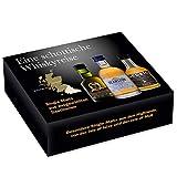 Miniaturenset Single Malts – Eine Schottische Whiskyreise – Bunnahabhain, Deanston und Ledaig  (3 x 0.05 l)