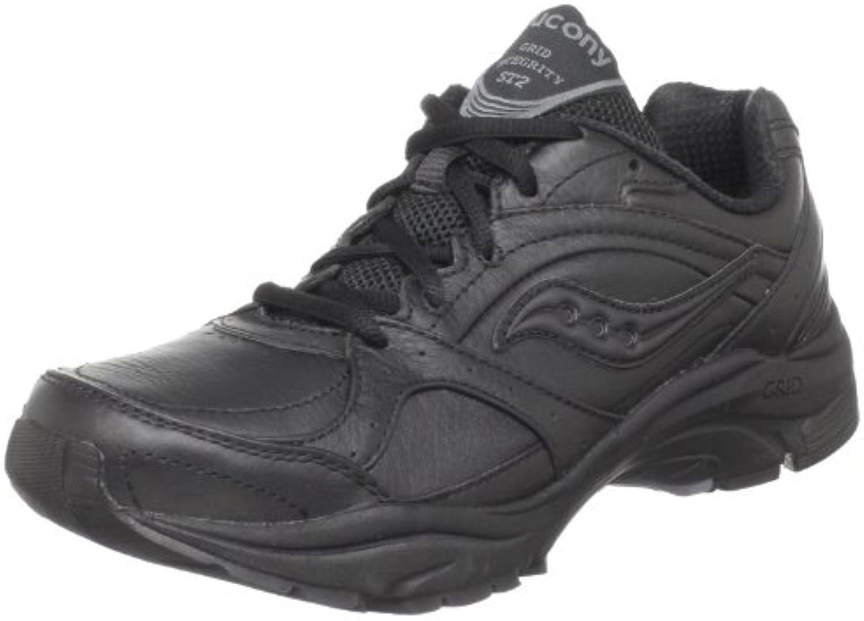 SAUCONY Grid Integrity ST 2 Chaussures de Fitness pour Femme, Femme, Femme, Noir/Gris, 40.5B00413QUG0Parent 0bdea9