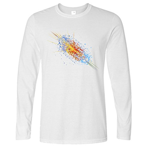 Tim And Ted Higgs Boson Elementary Particle Physics Theory God Particle Science Subatomic Revolutionary Long Sleeve T-Shirt Cool Funny Gift Present