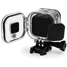 TELESIN - Carcasa protectora sumergible a 60 m para cámara GoPro Hero4
