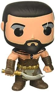 Funko 3013 Pop! Vinile il Trono di Spade Khal Drogo