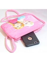 Sri Lohitaksha Enterprise - Smooth Frozen Sisters Bag - Hand Bag - Mobile Bag - Kids Bag