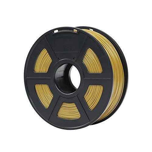 No logo w-shuzhen, materiali di stampa di plastica dei materiali di consumo di plastica del filamento della stampante 3d di pla 1.75mm 1kg 28 colori di generi for voi scelgono (colore : lazurite)