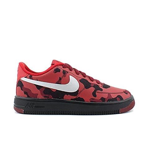 Nike , Damen Sneaker rot Gym red/mettallic silver, rot - Gym red/mettallic silver - Größe: 38 EU