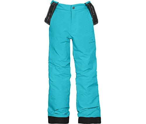 Bergson Kinder Skihose Pelly (Regular), Blue Curacao [396], 164 – Kinder   04057486136323
