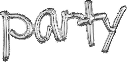 amscan 3670201 Folienballon Freestyle, Party (Freestyle Kostüm Zu)