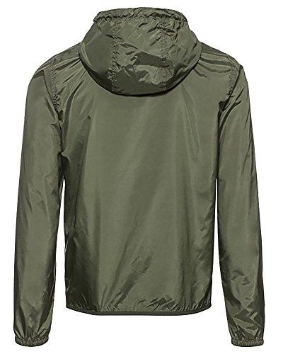 !Solid Herren Jacke Jacket - Horus Grün (Dusty Oliv 3784)