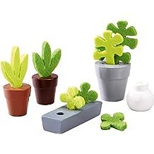 """# Dolls House 4511 Pflanze /""""Fuchsia/"""" mit Blumentopf 1:12 für Puppenhaus NEU"""