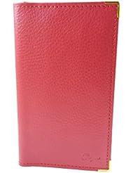 Etui Housse protection transparente, Porte carte grise, permis, pochette papiers auto cuir