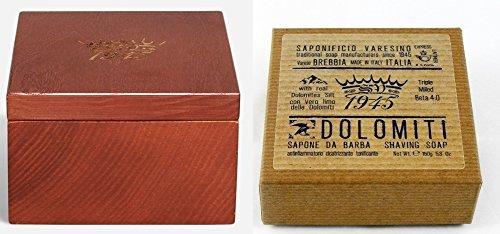 saponificio-varesino-dolomiti-deluxe-duro-jabon-para-afeitado-150g-puck-y-ceniza-madera-jabon-cuenco