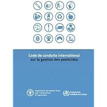 Code de Conduite International sur la Gestion des Pesticides