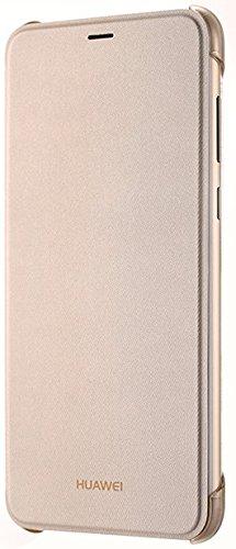 Huawei 51992275 P Smart Flip Tasche Gold