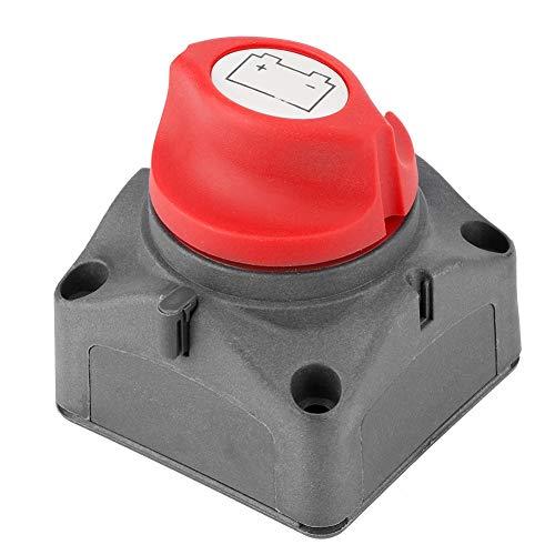 Preisvergleich Produktbild Trennschalter,  Batterieschalter Batterietrennschalter für Bootsbatterien,  Ein- / Ausschalter