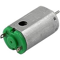 Motor de corriente continua - SODIAL(R)5 Piezas DC 3V 19300RPM Mini Motor