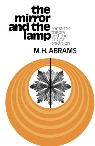 the-mirror-and-the-lamp-romantic-theory-and-the-critical-tradition-galaxy-books