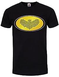 T-Shirt Rich Is My Super Power Homme Noir