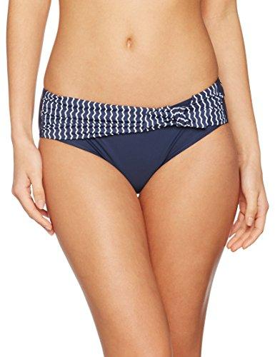 ESPRIT Bodywear Damen Estero Beach BC Classic Brief Bikinihose, Blau (Navy 400), 38