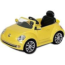 Imaginarium - Beetle Yellow, coche eléctrico marca Volkswagen, (90196)