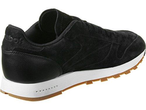 Reebok Classic Leather SG, Baskets Homme Noir