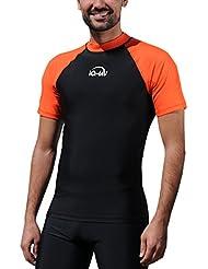 T-shirt slim iQ UV 300, vêtement anti-UV