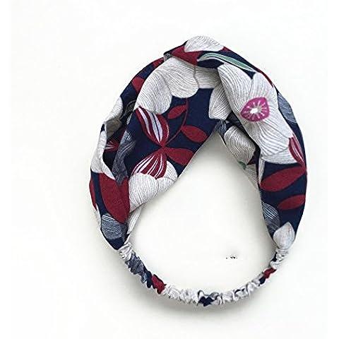 Cotone / canapa chiffon panno Cross Stitching