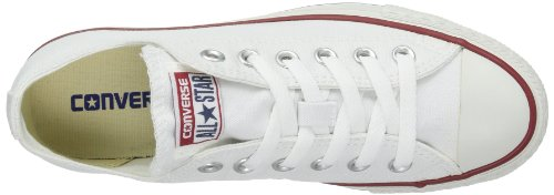 Conversa Allstar As Ox Can, Casual Unisex - Erwachsene Weiß (optical White)