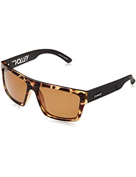 Carve Volley, Gafas de Sol Unisex, Tort / Matt Black Pol, 55