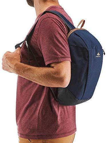 Quechua 10 liters Multipurpose Backpacks (Black) Image 4