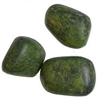 Serpentin Jade Trommelstein - Packungsgröße - Steingröße: 500g preisvergleich bei billige-tabletten.eu
