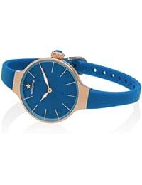 Uhr Damen Chérie Gold Blau 2583l-rg09–Hoops