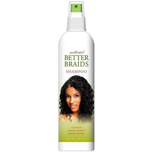 Better Braids Spray Shampoo