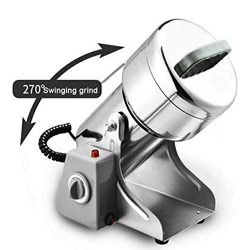 Getreidemühle Edelstahl Stein Schräge Mühlen Trockenmais Shakers Convenience Zutaten Fast Mills Apotheke Home Küchenhelfer -