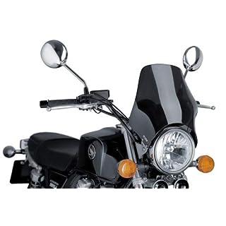 Puig 0869F1279 0869F1279 Windschutz-Scheibe NA Suzuki GSF 1200 Bandit (WVA9) 90% schw Set