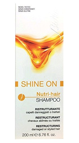 Bionike Shine On Nutri Hair Shampoo Ristrutturante (200ml)