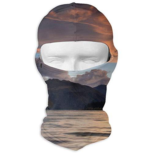 Jxrodekz Bird Song Tree Skimaske/Sonnenschutz-Kopftuch