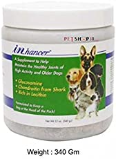 In-Hancer Dog Supplement - 340 Gm