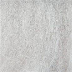 "Wool Roving 12"""" .22oz-Light Gray"