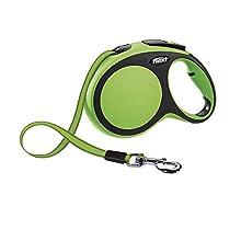 Croci C2055820 Guinzaglio Flexi New Comfort Tape 8M, L, Verde