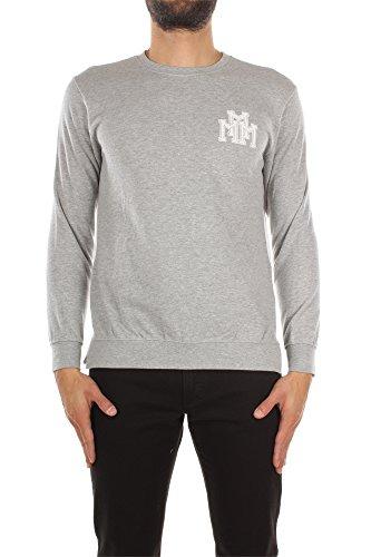 sweatshirts-martin-margiela-herren-baumwolle-grau-weiss-und-bordeaux-s30gu0001stj159858m-grau-m